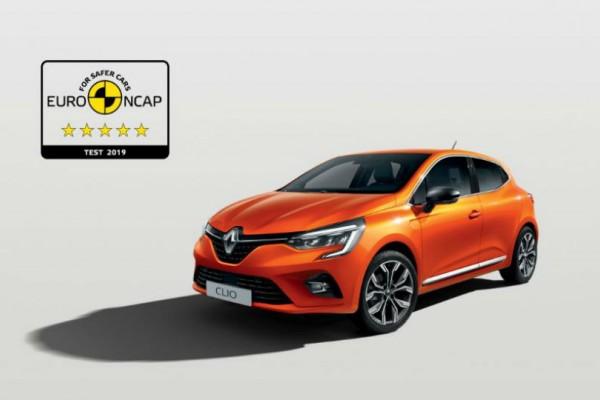 Το All-new Renault CLIO προσφέρει κορυφαία ασφάλεια 5 αστέρων! - Cars