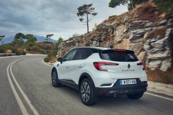 All-new Renault CAPTUR: Σε νέα πλατφόρμα και με την πιο πλούσια γκάμα κινητήρων - Cars